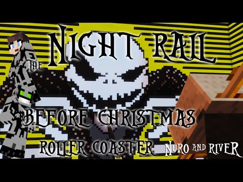 Xxx Mp4 The Night Rail Before Christmas A Nightmare Before Christmas Minecraft Roller Coaster 3gp Sex