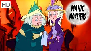 Mona the Vampire | 206 - WITCH WATCH