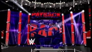 WWE Payback 2015 Opening Pyro Animation (Concept)
