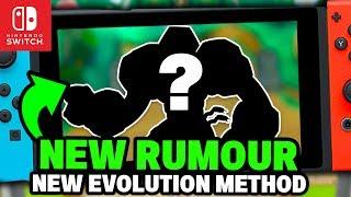 New Pokemon Rumour - New Gen 8 Evolution Method & Meltan Pokemon Switch 2019 & Pokémon Let