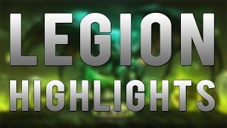 World of Warcraft: Legion - Highlights/What You Need to Know