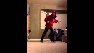 I got this feeling shuffle dance