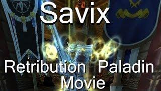 Ret Paladin PvP Movie Mop - Savix 15