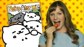 Neko Atsume - Hot Pepper Game Review