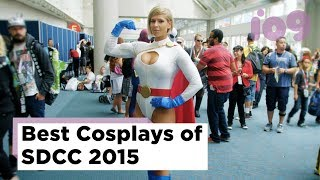 The very best cosplay of San Diego Comic-Con 2015