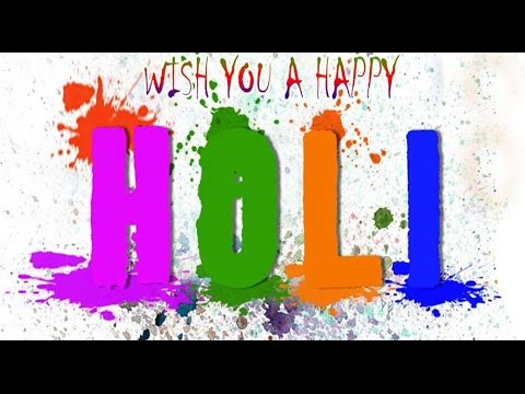 Happy Holi 2016 - Latest Holi wishes, Greetings, images, Whatsapp Video download 10