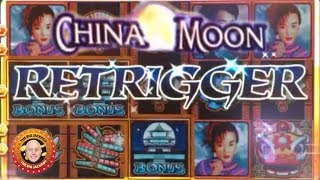 ☪️ $25 BET$ ☪️ China Moon Jackpot ➡️ Bonus Round Free Games 🎰| The Big Jackpot