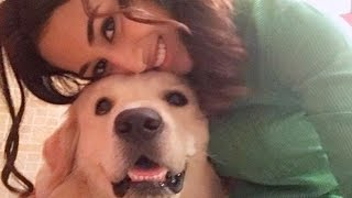 Erica Fernandes's Love For Her Dog | #TellyTopUp