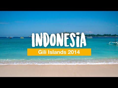 Gili Islands, Indonesia 2014 (GoPro Hero3)
