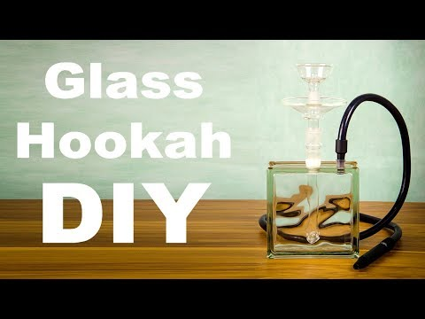 How to Make a Glass Hookah Simple DIY