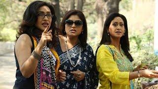 Aro Ekbar  Bengali Movie 2015 । Premiere । Rituparna Sengupta, Roopa Ganguly, Indrani Halder