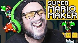 KILL THE PANGA LEVEL - SUPER MARIO MAKER
