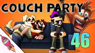 COUCH PARTY #46 | Crash Bandicoot N Sane Trilogy | Call Of Duty WW2 Zombies | Rockit Gaming