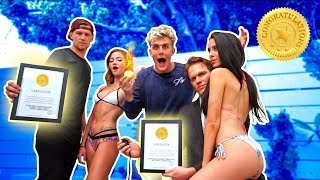 WE BROKE 8 GUINNESS WORLD RECORDS IN 1 DAY (Official Judge)