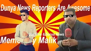 Pakistani News Reporters Are Awesome