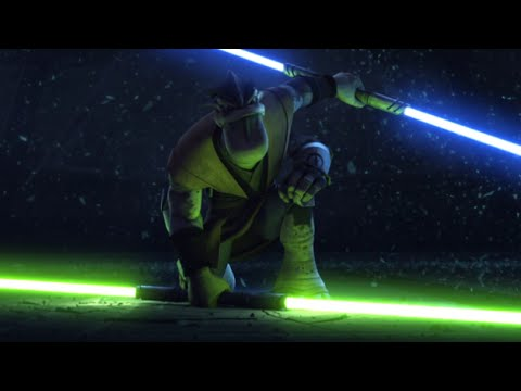Star Wars Lore Episode CII - The Life of Pong Krell
