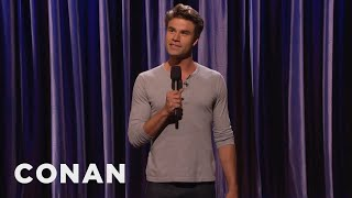 Matthew Broussard Stand-Up 07/25/16  - CONAN on TBS
