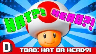 Toad: HAT or HEAD?