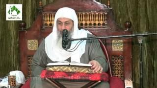 شرح كتاب بداية المجتهد ونهاية المقتصد (95) للشيخ مصطفى العدوي 15-1-2017