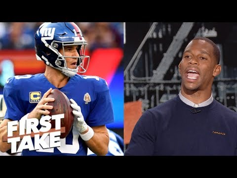 Victor Cruz on Giants' Week 4 loss Eli Manning isn t cooked First Take ESPN