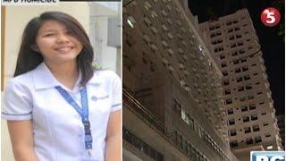 Estudyante, patay nang mahulog sa rooftop ng condo habang nagse-selfie