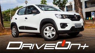 Renault Kwid Zen - DriveOnCars (Avaliação)