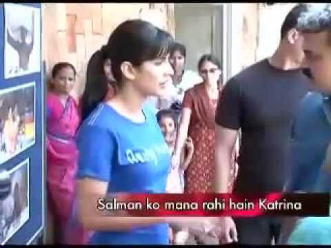 Why is Salman Khan ignoring girlfriend Katrina Kaif.mp4