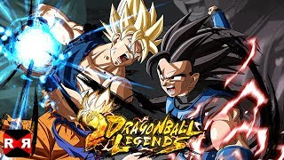 DRAGON BALL LEGENDS - iOS / Android - WORLDWIDE RELEASE Gameplay