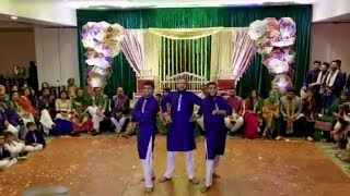 COOL MEHNDI DANCE | AHMED AND MEHAKS SHAADI