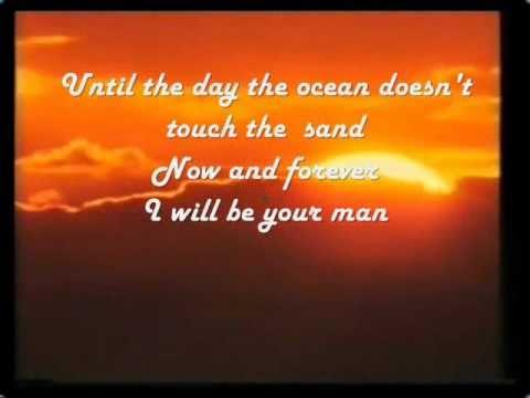 Now and Forever (With Lyrics) - Richard Marx