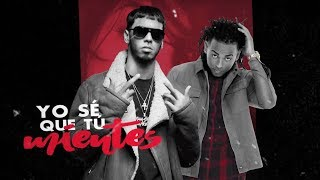 Ozuna FT Anuel AA - Bebe ( Lyric Video ) | Odisea