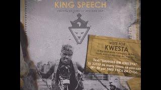 Kwesta - #KingSpeech