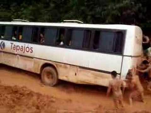 BR 163 PARÁ Atoleiro