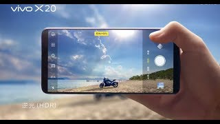 Vivo X20 official|Infinity display,Face unlock,12 MP Selfie camera,Dual camera