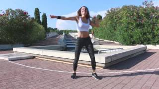 Chorégraphie de My Heart in the beat by Mara -  Zin 52 Zumba