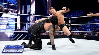 Roman Reigns vs. The Miz: SmackDown, August 15, 2014