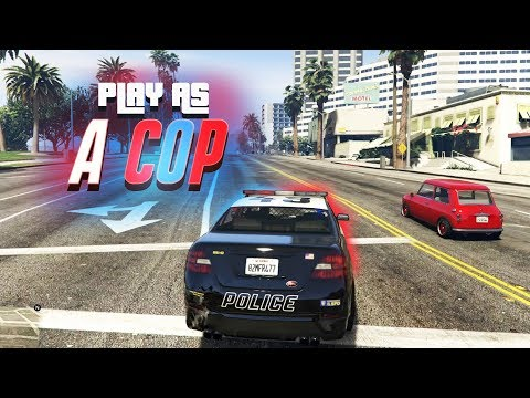 Xxx Mp4 PLAY AS A COP IN GTA ONLINE NEW MODE 3gp Sex