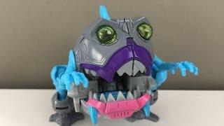 KNERDOUT QUICKIE Transformers Titans Return GNAW Legends Class Toy Review