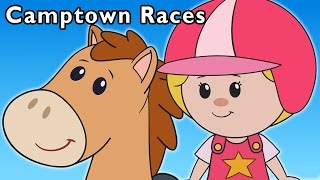 R Is for Race | Camptown Races and More | Baby Songs from Mother Goose Club!