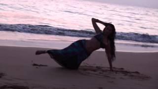 Silhouette Dance by Bellydancer Leila