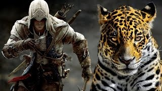 Assassin's Creed 4 Connor`s Outfit & Hunting Jaguars