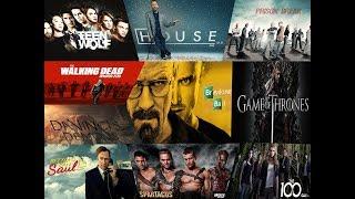 best serie ever افضل المسلسلات الاجنبية على الاطلاق