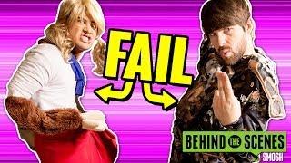 COSPLAY FAIL (BTS)