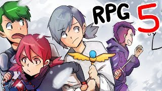 By the way, Can You Survive RPG game?   Part 5 - Christmas Adventure Podcast