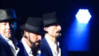 Backstreet Boys (All I Have To Give pt.2) IAWLT Tour WINNIPEG