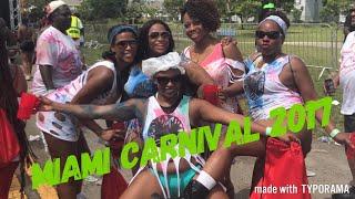 Miami Carnival 2017 | Saucy In the City