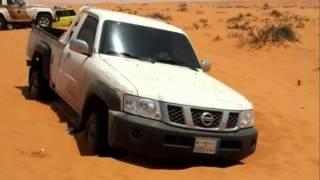 العثور على الشابين المفقودين في صحراء تمير بعد وفاة واحد منهم