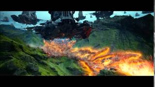Transformers 4: Age of Extinction -Linkin park '' New Divide '' ( MVC )