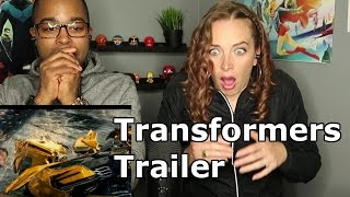 Transformers: The Last Knight – Trailer (2017) Official (Reaction 🔥)