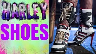 Harley DIY: Shoes!